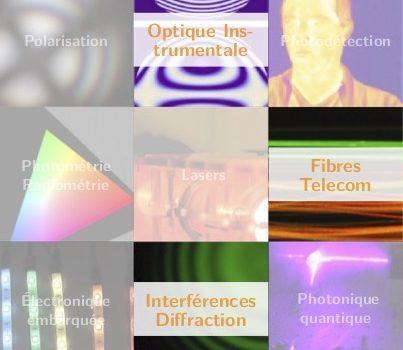 Photonique expérimentale 3A M2 LOM – Séquence 3