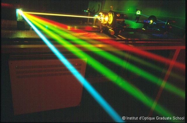 TPs Technologies Laser avancées | Advanced Laser Technologies