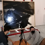 Des élèves en PIMS (2AS) au Musée