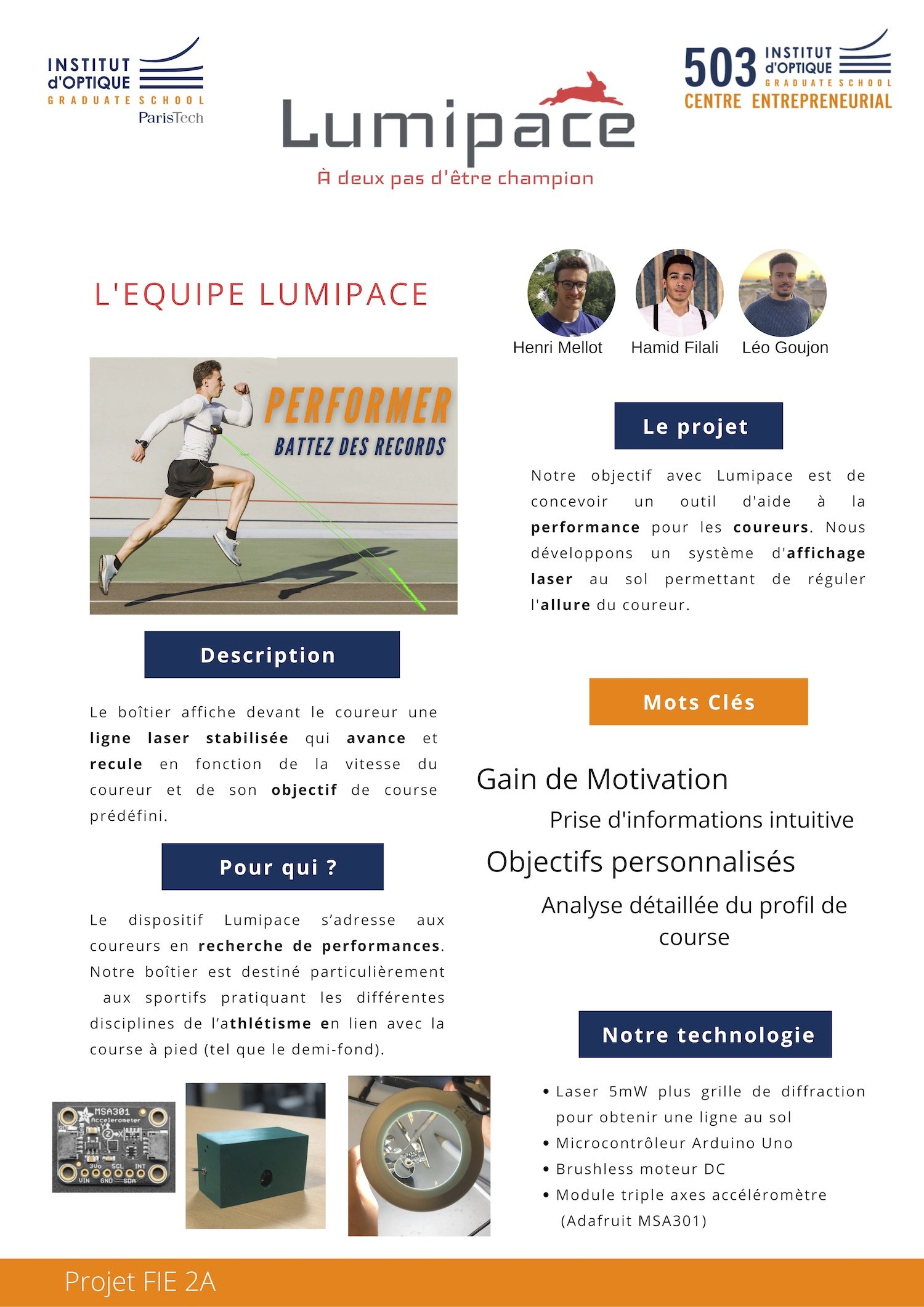 FIE 2021 • Lumipace